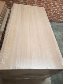 1830x595x40mm Oak AB Table top/Panel